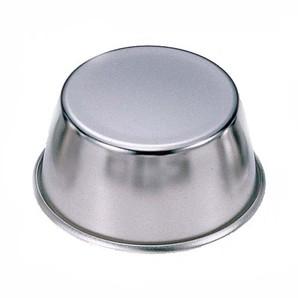 【数量限定】EEスイーツ ステンレス製プリン・マフィンカップ<L>