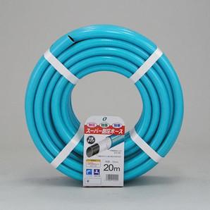 【T】スーパー耐圧ホース 20m ブルー