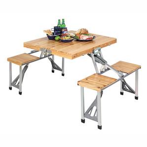 【T】NEWシダー 杉製ピクニックテーブル ナチュラル