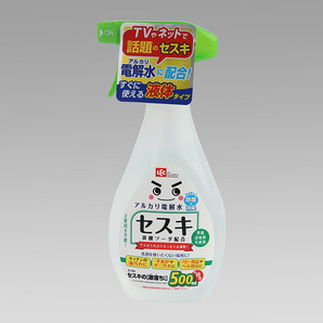 【T】セスキの【激落ちくん】徳用500ml