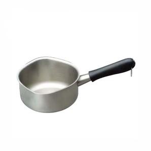 【T】柳宗理 ミルクパン16cm つや消し