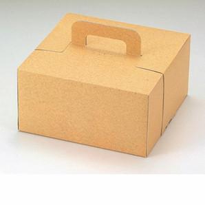 【数量限定】Vday デコケーキボックス20cm