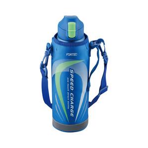 【販売終了】フォルテック・スピード ワンタッチ栓ダイレクトボトル1.0L ブルー