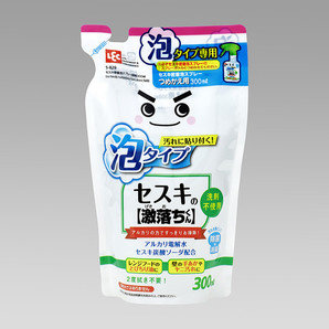 【T】GNセスキ密着泡スプレー詰替300ml