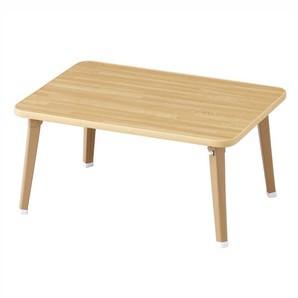 木目調テーブル6045 ナチュラル