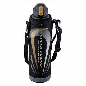 【数量限定】フォルテック・スピード ワンタッチ栓ダイレクトボトル1.45L ブラック