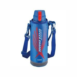 【T】フォルテック・スピード ワンタッチ栓 ダイレクトボトル1000ml ブルー