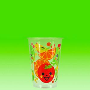 【T】大好き PETプラスチックカップ300ml 5個入