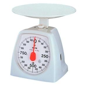 【T】アナログクッキングスケール 1439 1kg ホワイト