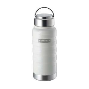 【T】MINDFREE 【マインドフリー】 ステンレスボトル 550ml ホワイト