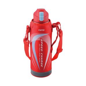 【数量限定】フォルテック・スピード ワンタッチ栓ダイレクトボトル1.0L レッド