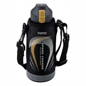 【数量限定】フォルテック・スピード ワンタッチ栓ダイレクトボトル0.6L ブラック