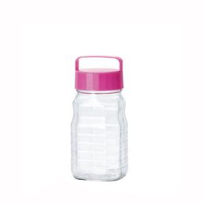 アデリア果実酒ボトル1.2L ピンク