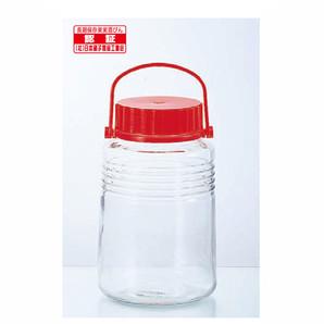 貯蔵瓶A型4L(5号)