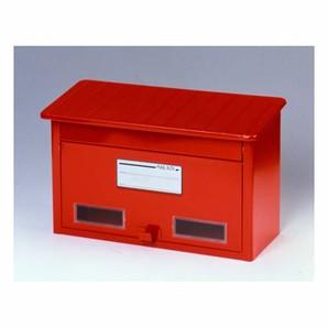 【T】郵便型ポスト CY−20 レッド