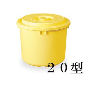 【T】トンボ つけもの容器(蓋・押蓋付)20型