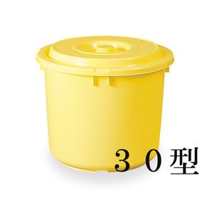 【T】トンボ つけもの容器(蓋・押蓋付)30型