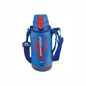 【T】フォルテック・スピード ワンタッチ栓 ダイレクトボトル600ml ブルー