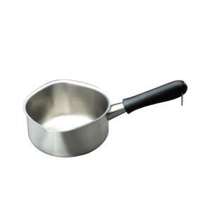 【T】柳宗理 ミルクパン16cm ミラー