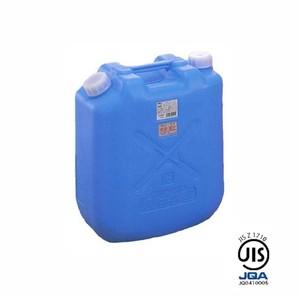 【TS】灯油缶 18リットル ブルー ※ノズル無し
