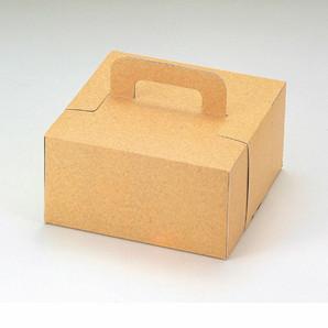 【数量限定】Vday デコケーキボックス18cm