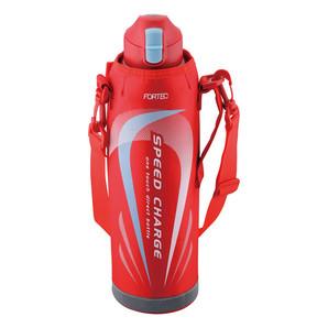 【数量限定】フォルテック・スピード ワンタッチ栓ダイレクトボトル1.45L レッド