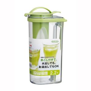 【数量限定】タテヨコ・茶こし付ハンドルピッチャー2.2 ネクスト