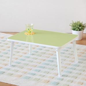 【T】ペイントテーブル グリーン