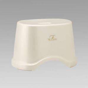 【T】フローリスト 風呂いす(25) ホワイト