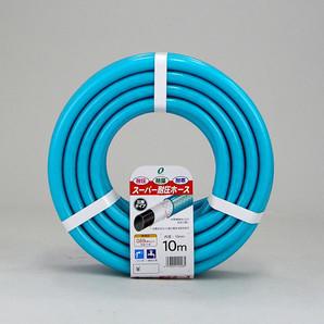 【T】スーパー耐圧ホース 10m ブルー