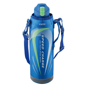 【数量限定】フォルテック・スピード ワンタッチ栓ダイレクトボトル1.45L ブルー