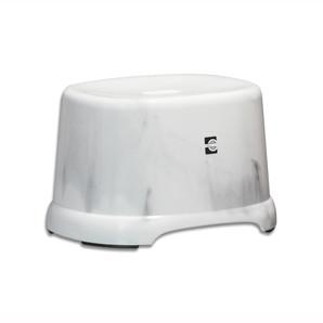 【T】デルソ 風呂椅子角/EL グレー