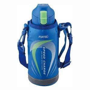 【数量限定】フォルテック・スピード ワンタッチ栓ダイレクトボトル0.6L ブルー