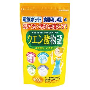【T】クエン酸物語 600g