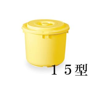 【T】トンボ つけもの容器(蓋・押蓋付)15型