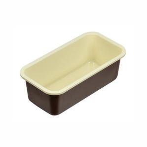 【T】ラフィネ ふっ素加工パウンドケーキ焼型17cm(底取れ式)