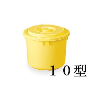 【T】トンボ つけもの容器(蓋・押蓋付)10型