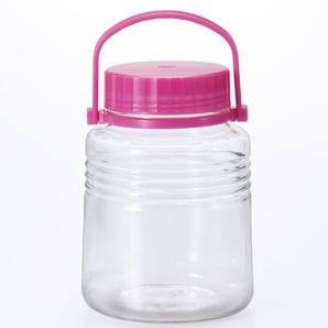アデリア果実酒びん3L ピンク
