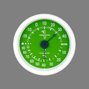 温度計 温湿度計 TT-515 グリーン