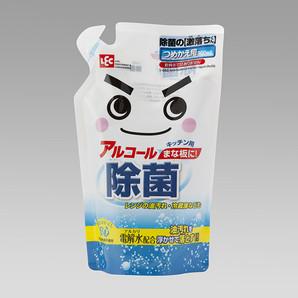 【T】除菌の【激落ちくん】つめかえ用300ml