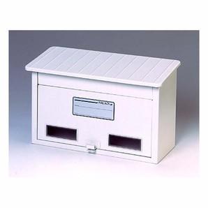 【T】郵便型ポスト CY−20 ホワイト