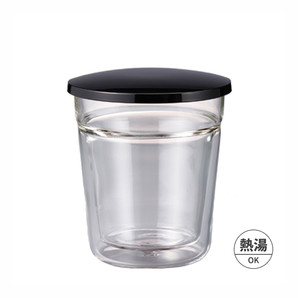 ガラスのヒレ酒カップ1合用
