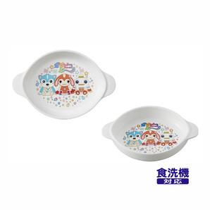 ガラピコぷ~ 小皿